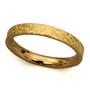 Textured Band Ring 3.0, Modern Art Jewelry by Liaung-Chung Yen