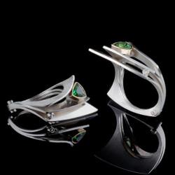 Revelation Ring, Contemporary Jewelry by Maressa Tosto Merwarth