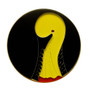 Spiral Ferns Brooch, Contemporary 3D Brooch by David LaPlantz
