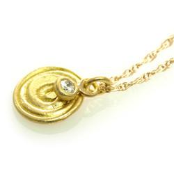 Contemporary Spiral Pendant Handmade by Ayesha Mayadar