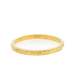 Anit Dodhia's Equinox Ring   18k Yellow Gold   Maya Collection