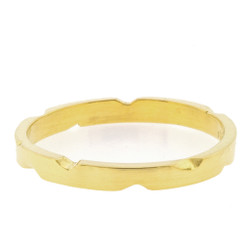 Anit Dodhia's Solstice Ring | 18k Yellow Gold and Peek-a-Boo Cutouts | Maya Collection
