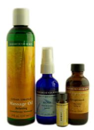 Relaxing Massage Gift Set