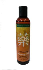 5-Elements Massage Oil 8oz