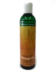 Juniper Tonic Massage Oil  8 oz