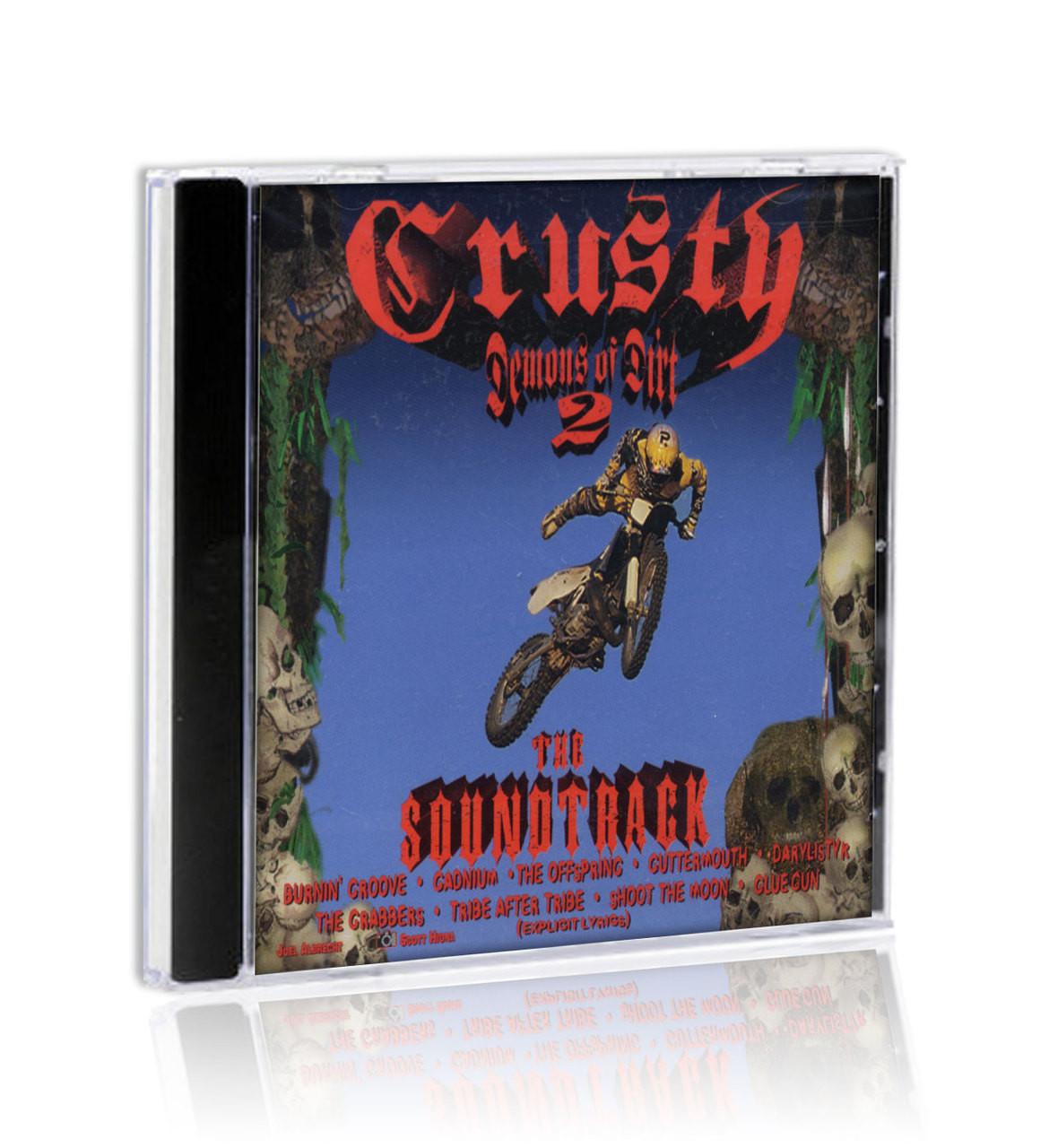 Soundtrack CD - Crusty 2