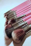 For The Love of Pink Brush Set