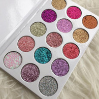 Unicorn Glitter Eyeshadow Palette