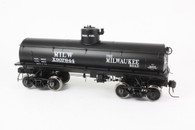 O Scale Milwaukee Tank Car #907844