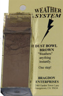Bragdon Large Dust Bowl Brown
