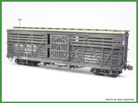 On30 D&RGW 30' Stock Car Kit