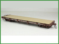 On3 D&RGW 6000 Series 30' Flat Car Kit