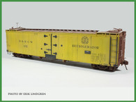 On3 D&RGW 40' Reefer Kit Road Numbers 162-169