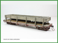 On3 D&RGW Rail & Tie Car Kit #06084