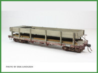 On30 D&RGW Rail & Tie Car Kit #06084