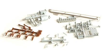 Westinghouse Caboose Brake Set