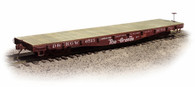 On3 D&RGW 6500 Series 40' Flat Car, made from Kit #127
