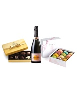 Veuve Clicquot Rose & Sweets