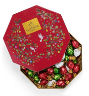 Godiva 50pc Holiday Tin