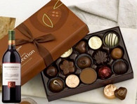 Lake Champlain Chocolates w/Wine