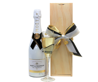 Moet & Chandon Ice Imperial in Wood Crate