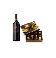 Ariel Cabernet Sauvignon DeAlcoholized Wine w/Godiva Signature 12pc.