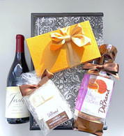 Luxury Box of Wine & Sweets