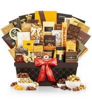 Sweet & Savory Holiday Basket