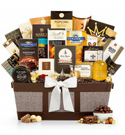 Holiday Party Gift Basket