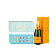 Thank You Candy w/Veuve Clicquot Champagne