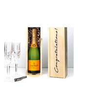 Veuve Clicquot Congratulations Box