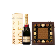Thank You Truffles W/Moet Chandon Champagne