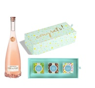 Sugarfina 3pc. Congrats Gift Box w/Rose
