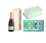 Congrats 2pc. Sugarfina Candy w/Moet Brut Champagne