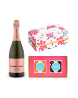 Mumm Napa Rose w/Sugarfina 2pc Floral Box