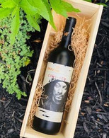 19 Crimes Cali Red Wine in Wood Crate