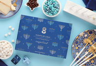 8 NIGHTS OF LIGHT – HANUKKAH CANDY TASTING COLLECTION