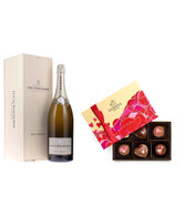 Louis Roederer Champagne w/8pc Godiva Chocolates