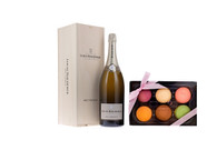 Louis Roederer Champagne w/6pc. Macarons