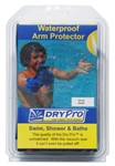 Dry Pro Small Half Arm Waterproof Cast Cover Circumference 7.75 - 10 inches (20-25 cm) Length 17.5 inches (44 cm)