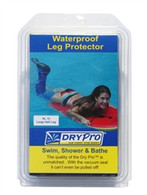Dry Pro Large Half Leg Waterproof Cast Cover Circumference 13 inches & Up (33 cm & Up) Length 23.5 inches (60 cm