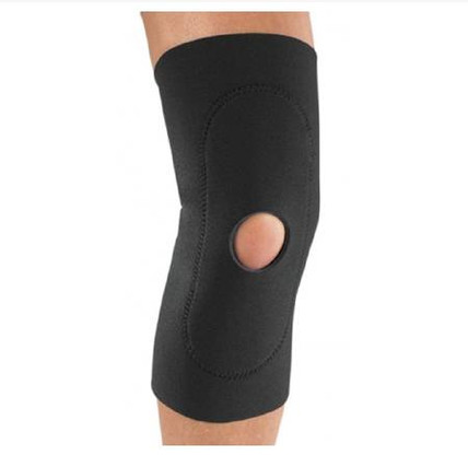 Features: Open Patella Designed for durability and greater comfort Extra length pad at the knee offers localized heat retention, compressive support, and improved protection Measurement taken 6 inches above mid-patella