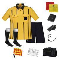 Soccer Referee Uniform Starter Kit