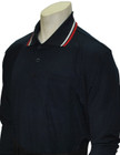 Smitty Baseball L/S Umpire Shirt (Navy)