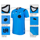 United Attire Referee Jersey (Blue)