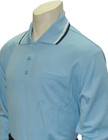 Smitty Baseball L/S Umpire Shirt (Powder Blue)