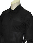 "Smitty ""Major League"" Black Performance Umpire Shirt"