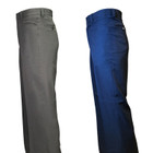 Flat Front Combo Pants with Western Cut Front Pockets