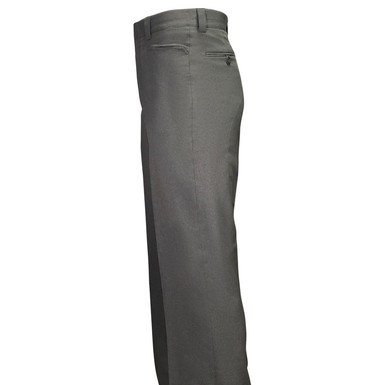 Plate Umpire Flat Front Pants with Western Cut Pockets