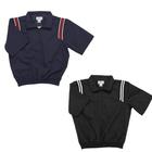 Baseball & Softball Umpire Half Sleeve Jacket w/Trim